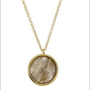 NWOT Gorjana Olivia Charm Necklace